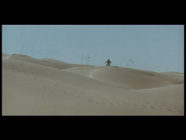 O Priya song shot at Jaisalmer Sand Dunes